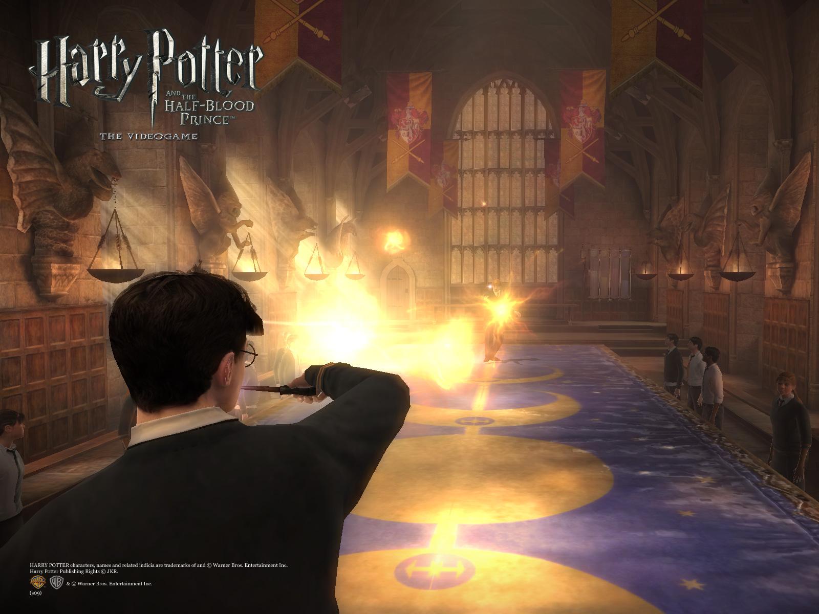 Игра гарри поттер принц полукровка 22 фотография