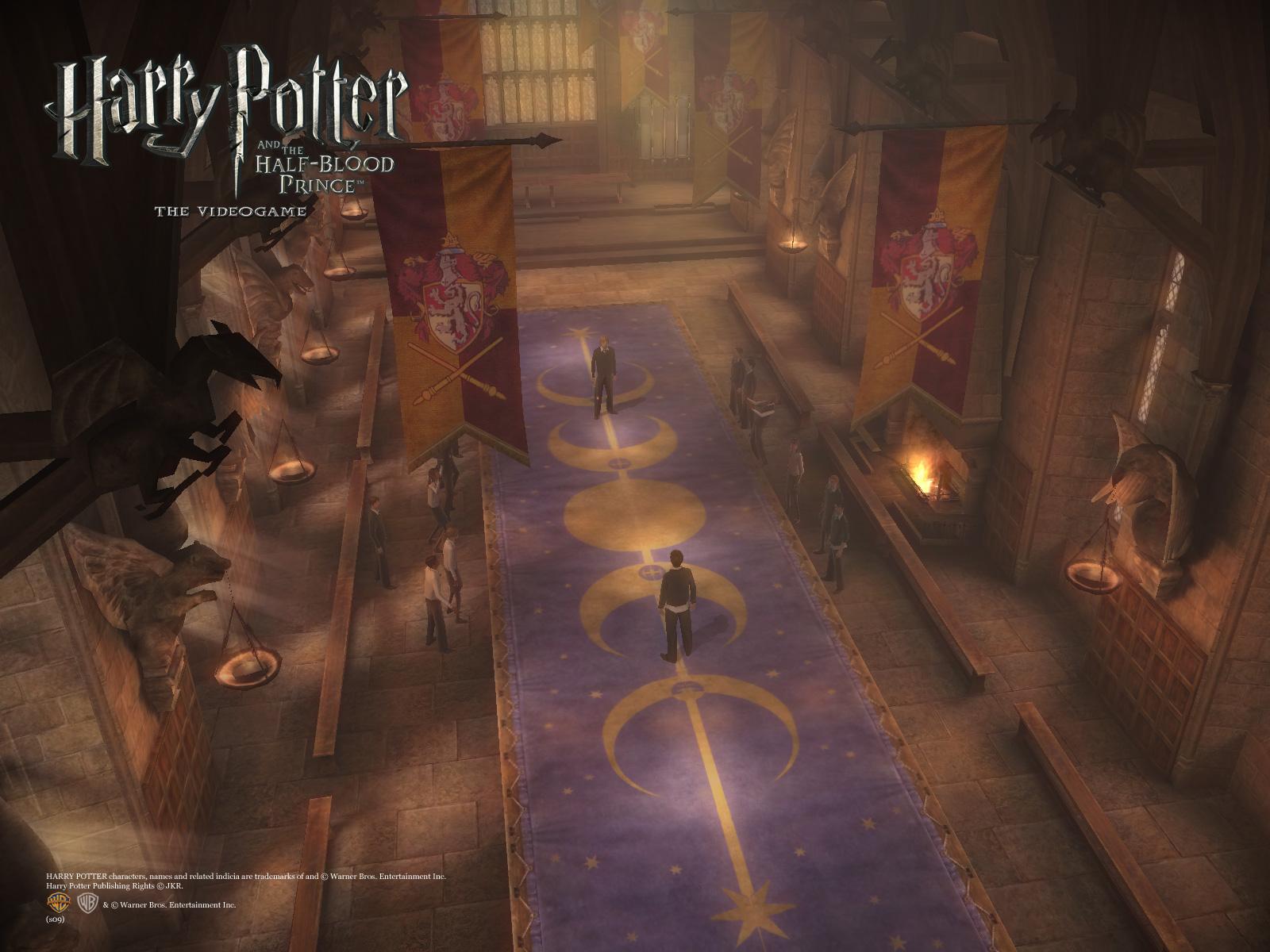 Игра гарри поттер принц полукровка 25 фотография